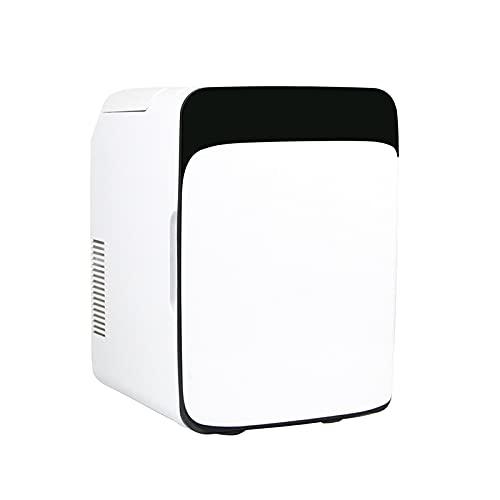 HENGSEN Mini Kühlschrank, 10 L Minibar Kühlschrank Mini Gefrierschrank Kühlschrank Klein Flaschenkühlschrank Kleiner Kühlschrank Minikühlschrank...