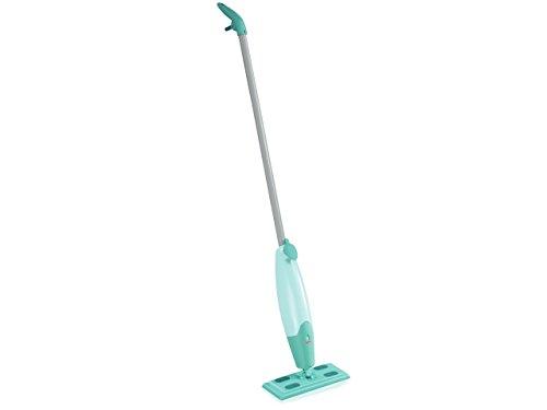 Leifheit Sprühwischer Pico Spray S für die Bodenreinigung zwischendurch, Reinigung ohne Eimer durch Bodenwischer mit Sprühfunktion, Wischer mit Wassertank...