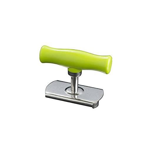 Einfacher Dosenöffner Einstellbare 2,5-9,5 cm Kappendeckelöffner Werkzeug Küchenhelfer Dosenöffner Manueller Edelstahl