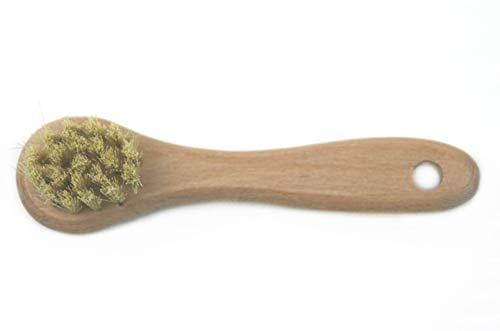 Home Xpert Champignon-Bürste Holz, extra softe Polyesterhaare