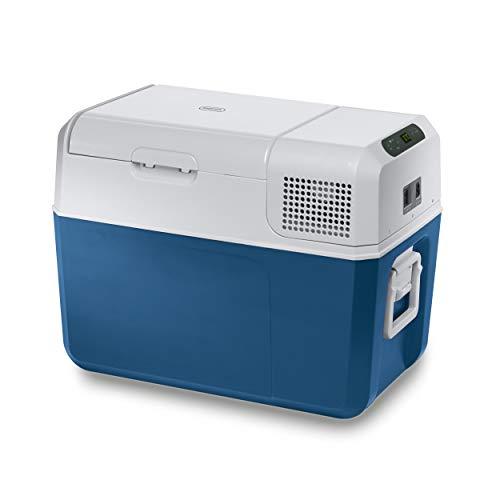 Mobicool MCF40, elektrische Kompressor-Kühlbox, 38 l, 12/24/230 V, Mini-Kühlschrank für Auto, Lkw, Boot, Reisemobil und Steckdose