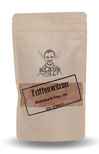Klaus Grillt - Frittenwürzer 250 g Standbeutel
