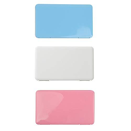 Maskenbox zur Aufbewahrung für Mundschutzmaske   Maske Aufbewahrungsbox Etui Box   staubdicht und hygienische Aufbewahrung   ideale Größe für die...