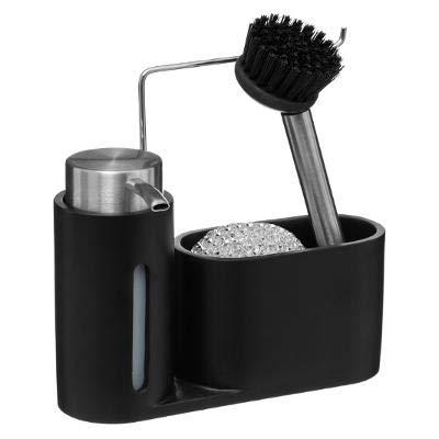 dreamhouse Premium Spülbecken Organizer, hochwertig und robust, Spülorganizer für Küche, Spüle, Abwasch, Sink Kitchen Schwammhalter Lappenhalter...