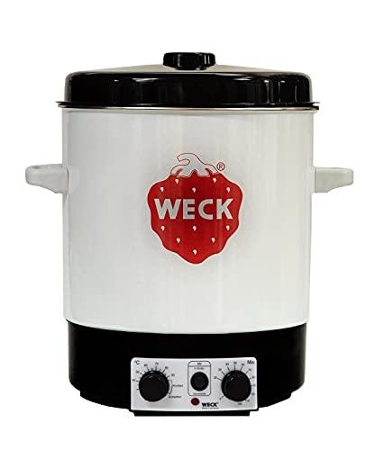 Unser Tipp: WECK Einkochautomat WAT15 / 2000 Watt / mit Zeitschaltuhr