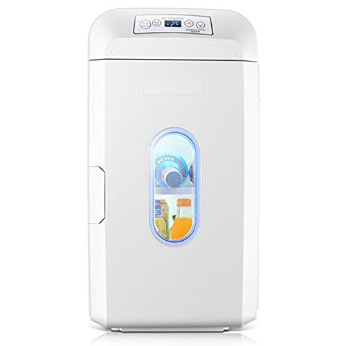 35L Mini Kühlschrank Flaschenkühlschrank Getränkekühlschrank Mit Gefrierfach Wechselbarer Türanschlag Kuhlschrank Für Autos Privathaushalte Büros Und...