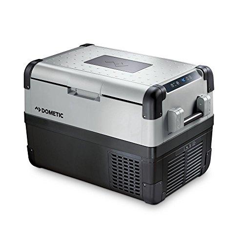 DOMETIC CoolFreeze CFX 50W, elektrische Kompressor-Kühlbox, 46 Liter, 12/24 V und 230 V für Auto, Lkw, Boot, Reisemobil und Steckdose, mit WLAN + USB...