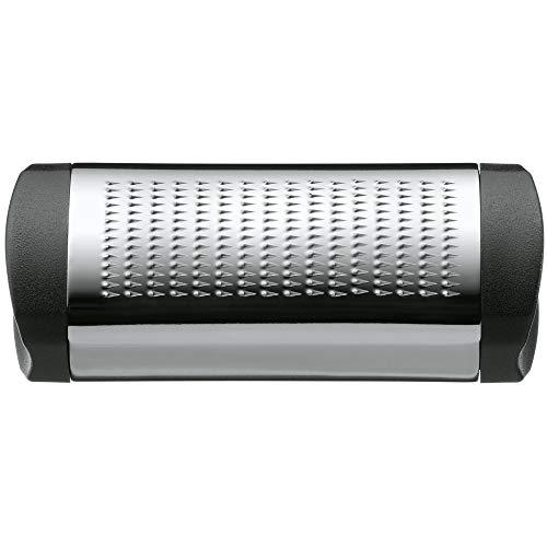 WMF Top Tools Muskatreibe 8 x 2,5 x 3,5 cm, Muskatnuss Reibe mit Aufbewahrung, Edelstahl, Kunststoff, spülmaschinengeeignet
