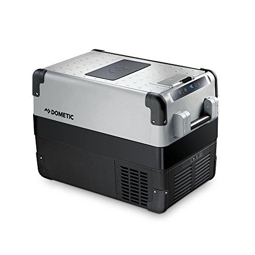 DOMETIC CoolFreeze CFX 40W, elektrische Kompressor-Kühlbox, 38 Liter, 12/24 V und 230 V für Auto, Lkw, Boot, Reisemobil und Steckdose, mit WLAN + USB...