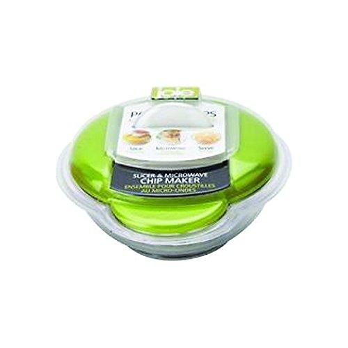 Joie msc Microwellen-Chipsmaker grün