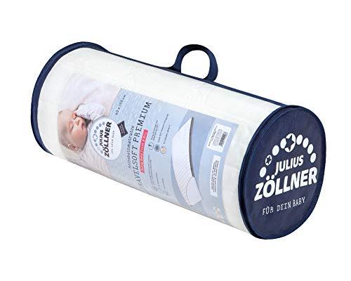 Julius Zöllner Reisebettmatratze Travelsoft Premium, Schadstoffgeprüft nach Standard 100 by OEKO-TEX, 60 x120 cm