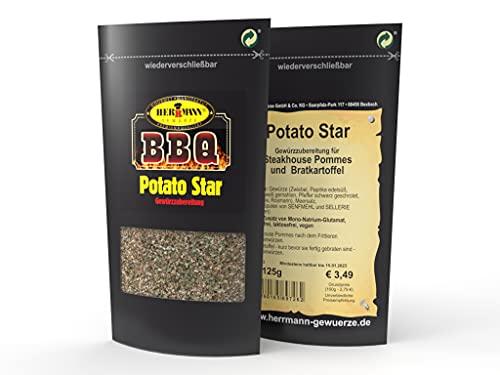 BBQ Potato Star 125g Gewürzmischung