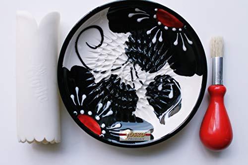 JOSKO Produkte 2735 Reibeteller Set, Keramik