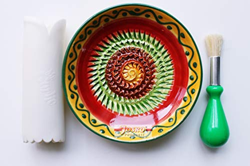 JOSKO Produkte 2733 Reibeteller Set, Keramik