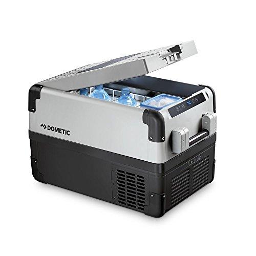 DOMETIC CoolFreeze CFX 35W, elektrische Kompressor-Kühlbox, 32 Liter, 12/24 V und 230 V für Auto, Lkw, Boot, Reisemobil und Steckdose, mit WLAN + USB...