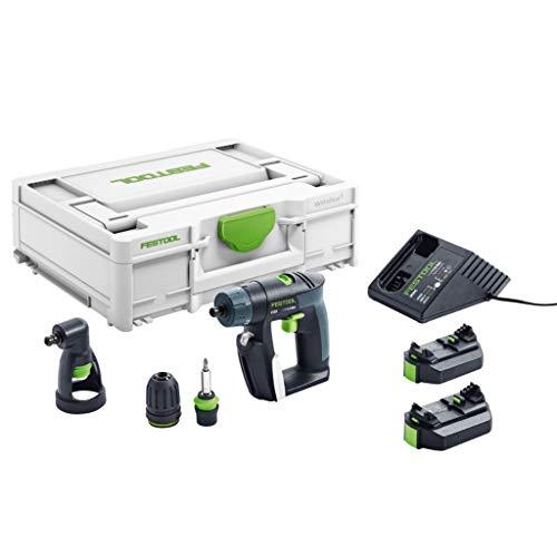 Festool Taladro atornillador a batería CXS 2,6-Set