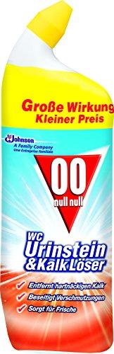 00 null null WC Urinstein- und Kalklöser,1er Pack (1x750 ml)