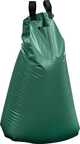 Meister Bewässerungssack 75 L - für Jung- & Bestandsbäume - Schonende Bewässerung über 11 Stunden - mit Reißverschluss & Trageschlaufen - aus robustem PVC...