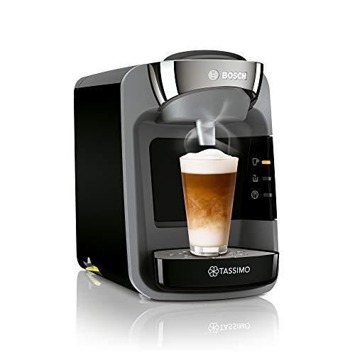 Tassimo Suny Kapselmaschine TAS3202 Kaffeemaschine by Bosch, über 70 Getränke, vollautomatisch, geeignet für alle Tassen, nahezu keine Aufheizzeit, 1300 W,...
