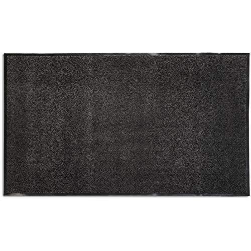 Amazon Basics - Antirutsch-Türmatte, Polypropylen, 90 x 150 cm