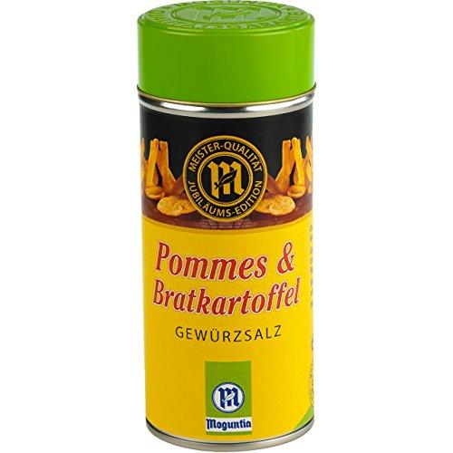 Pommes & Bratkartoffelgewürz - Moguntia 1er Pack 180g