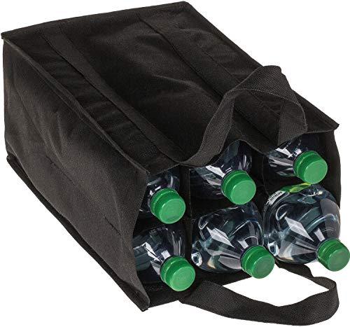 ootb Flaschentasche Flaschenträger »Bottlebag« Kunststoff für 6 1.5l Flaschen