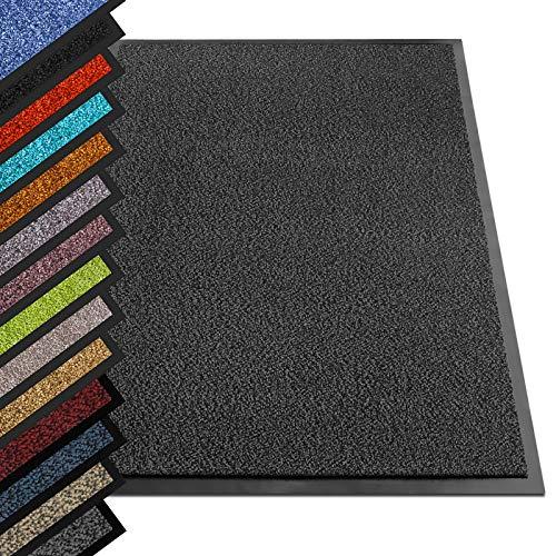 etm® Schmutzfangmatte - Note 1,6: Sieger Preis-Leistung - Fußmatte in vielen Größen - Türmatte Fußabstreifer für Haustür innen und außen...
