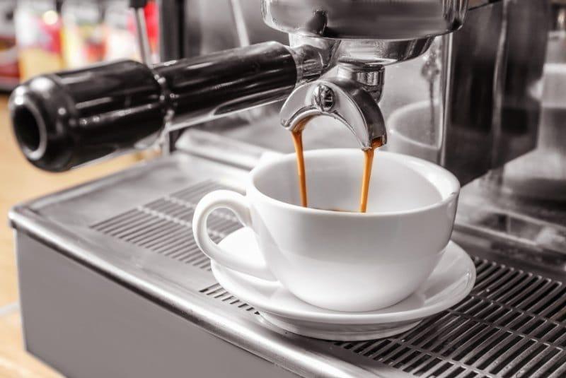 Espressomaschine Siebträgermaschine