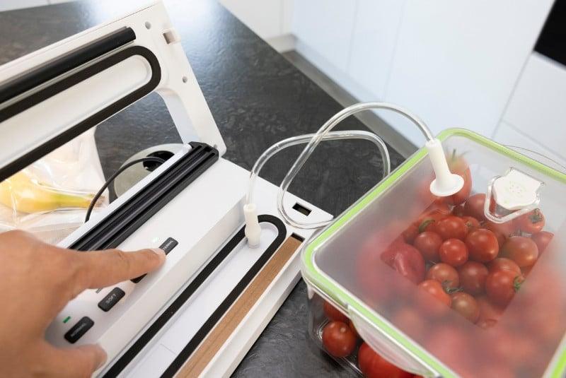 cook Vakuumierer Aufbewahrungsdosen